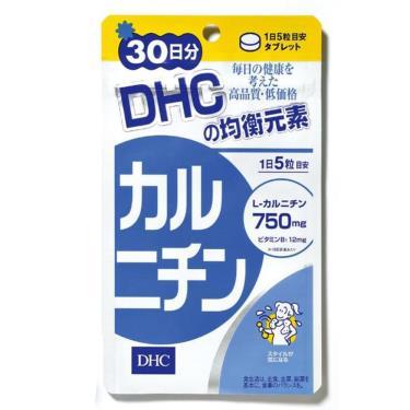 DHC-左旋肉鹼精華-30日份