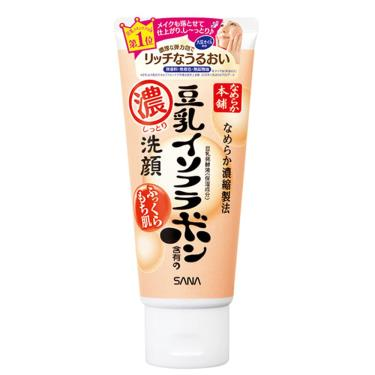 SANA 豆乳美肌超保濕洗面乳150g