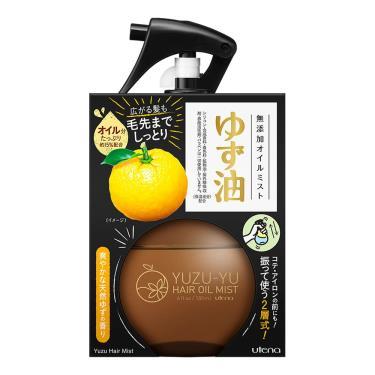 日本UTENA佑天蘭 柚子天然頭髮護理噴霧180ml
