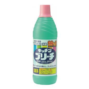 日本MITSUEI 美淨易廚房家用漂白水600ml