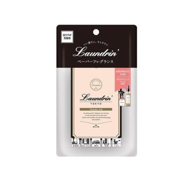 日本Laundrin'<朗德林>香氛片-木質花香(1枚入)