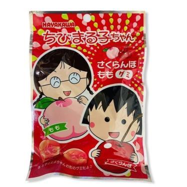 早川 小丸子櫻桃桃子味軟糖40g