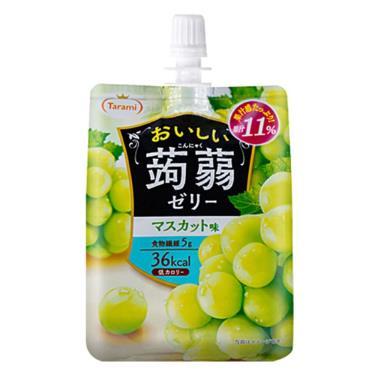 TARAM I吸果凍-白葡萄150g