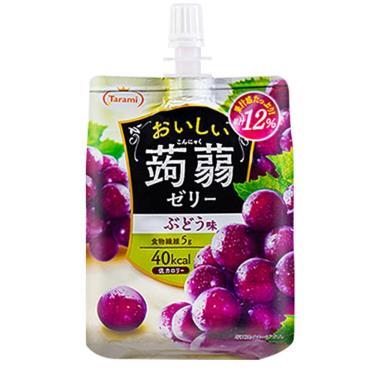 TARAMI 吸果凍-葡萄150g