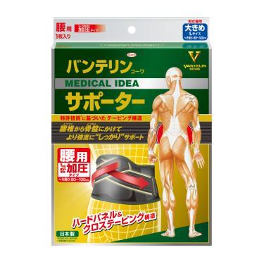 KOWA萬特力 腰部護具-加壓版L