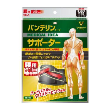 KOWA萬特力 腰部護具-加壓版LL