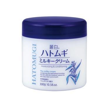 日本麗白-薏仁保濕潤膚乳液-300g