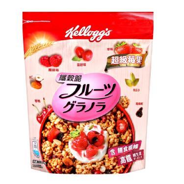 家樂氏 穀物脆-超級莓果330g