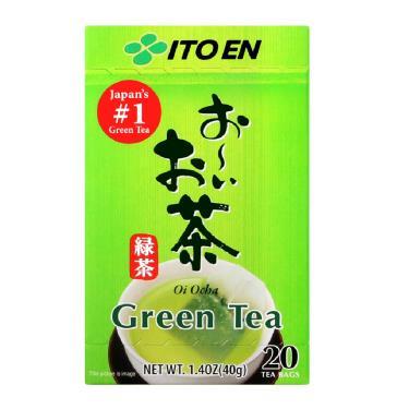 伊藤園 好喝-綠茶包40g