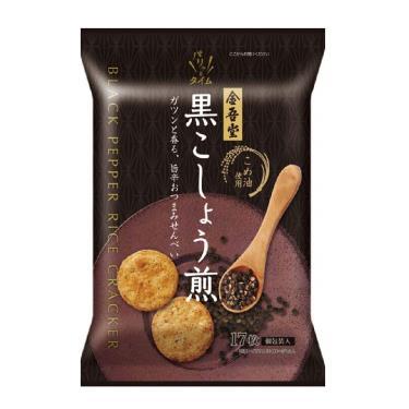 金吾堂黑胡椒煎餅17枚
