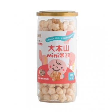 農純鄉 大本山mini米餅(40g/罐)
