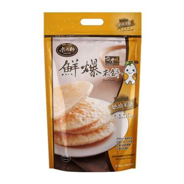 米大師 鮮爆米餅-奶油米餅(50.4g/包)