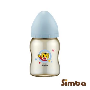 小獅王辛巴-巧虎PPSU寬口小奶瓶200ml-藍