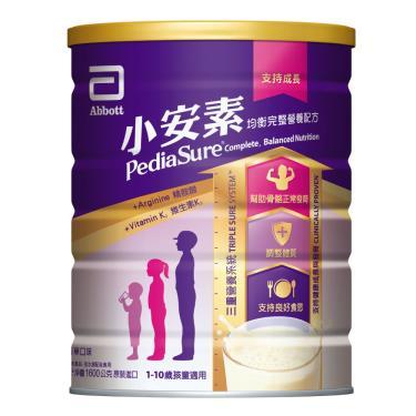 亞培 小安素均衡完整營養配方 1600g/罐