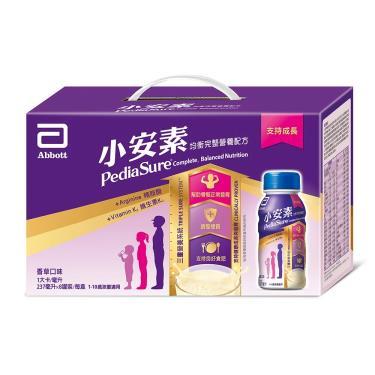 亞培 小安素均衡完整營養即飲配方237ml x8瓶 (禮盒)