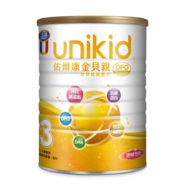 佑爾康金貝親 OPO Premium幼兒成長配方奶粉850g/罐
