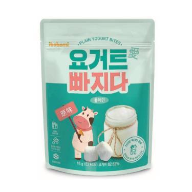 ibobomi 乳酸菌優格點心(原味) 16g