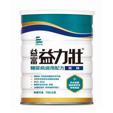 益富 益力壯 糖尿病適用配方 原味750g
