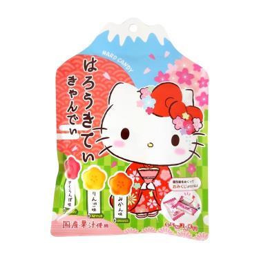 扇雀飴 KT果汁糖 富士山 40g