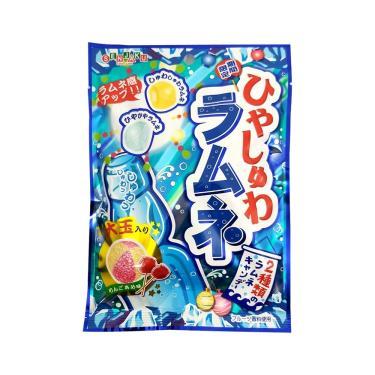 扇雀飴 三種類彈珠汽水糖 50g