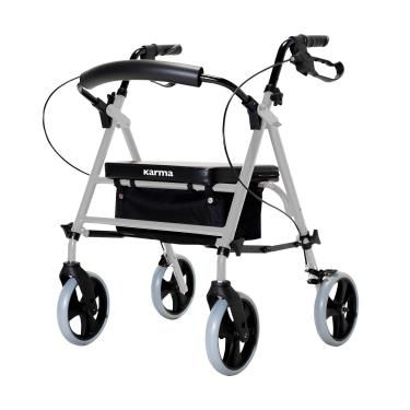 康揚karma 帶輪型助行車/助步車 輕鬆行100 EZ Walker 100 (廠送)