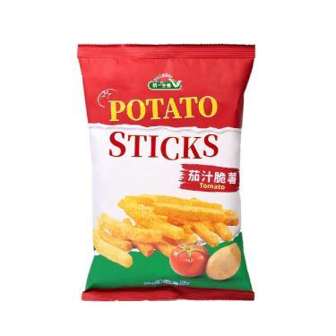 統一生機 茄汁脆薯50g