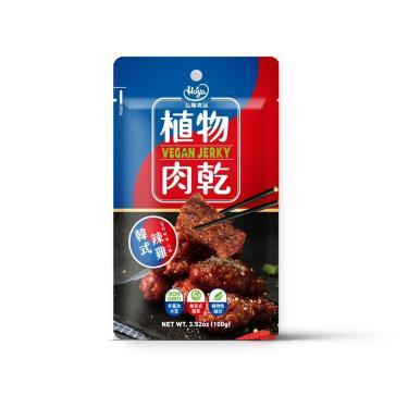 HOYA 弘陽食品 植物肉乾-韓式辣雞風味50g
