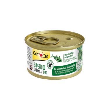 竣寶超級貓罐-鮪魚+櫛瓜70g