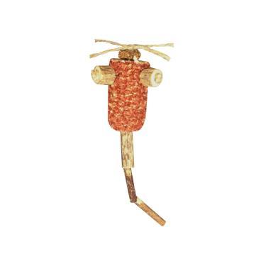 自然鮮木天蓼玉米-老鼠