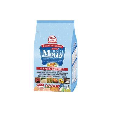 Mobby 莫比 大型成犬羊肉米3kg