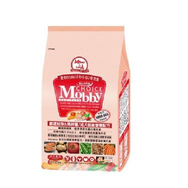 Mobby 莫比 成犬過敏用鮭魚馬鈴薯1.5kg