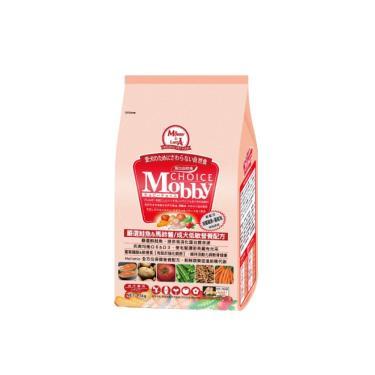 Mobby 莫比 成犬過敏用鮭魚馬鈴薯3kg