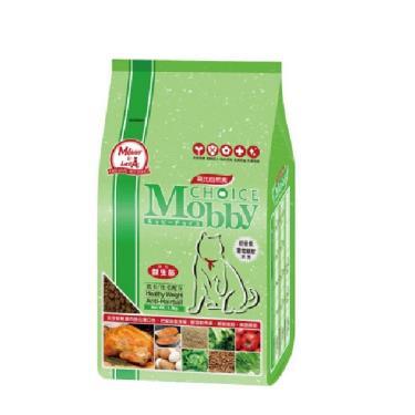 Mobby 莫比 低卡貓化毛雞肉米3kg