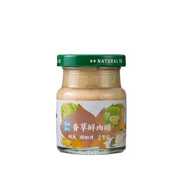 自然食 Natural10 犬貓香草鮮肉罐鮪魚綠貽貝65g