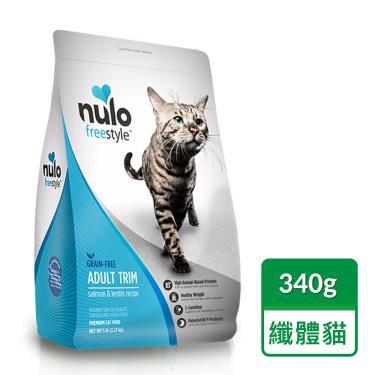 NULO紐樂芙  無榖纖體貓-鮭魚+左旋肉鹼340g