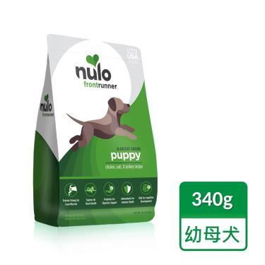 NULO紐樂芙 低升醣幼母犬-雞+火雞+DHA340g
