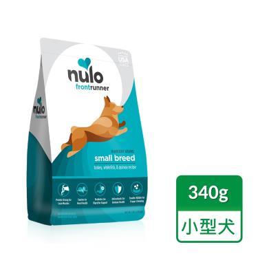 NULO紐樂芙 低升醣小型犬-火雞+白鮭+藍莓340g