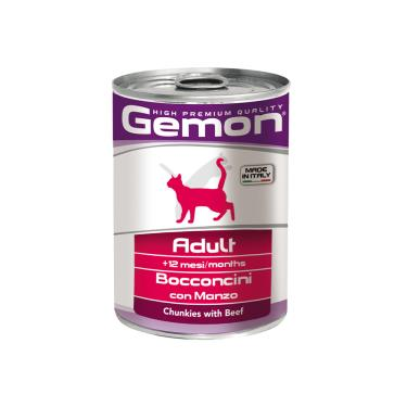 gemon貓主食罐-牛肉415g
