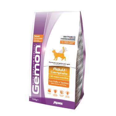 gemon全齡貓-雞肉+火雞1.5kg