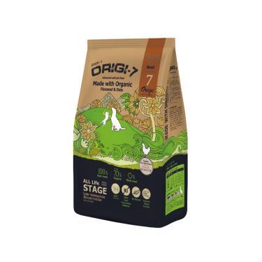 Origi-7有機軟飼料-牛1.2kg