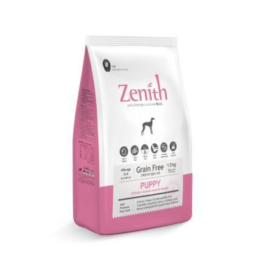 Zenith無榖軟飼料-幼母犬1.2kg