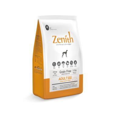 Zenith無榖軟飼料-全齡犬小顆粒1.2kg