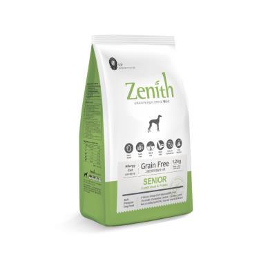 Zenith無榖軟飼料-高齡體控犬1.2kg