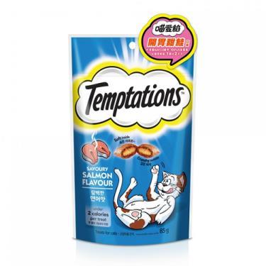 TEMPTATIONS貓餡餅開胃甜鮭85g