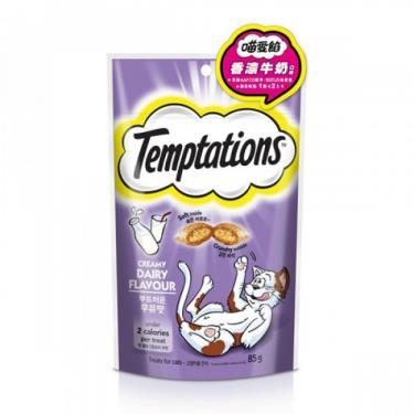 TEMPTATIONS貓餡餅香濃牛奶85g