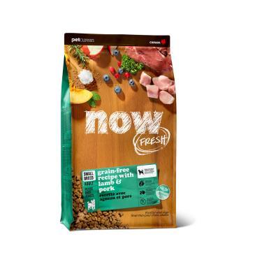 Now紅肉無穀小型成犬配方3.5lb