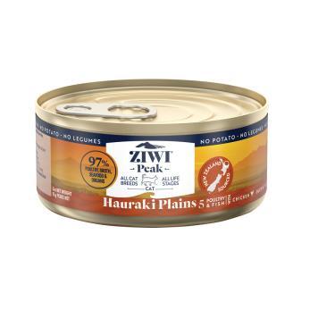 巔峰鮮肉貓罐-赫拉奇平原白肉85g