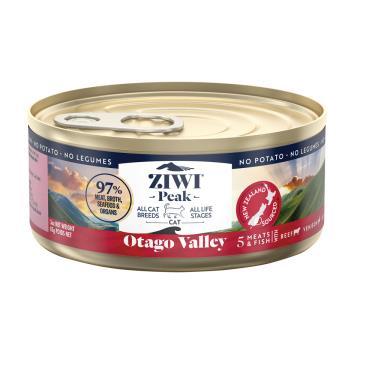巔峰鮮肉貓罐-奧塔哥山谷牛鹿85g