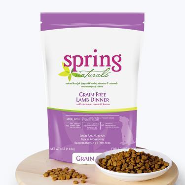 Spring曙光 天然犬無穀餐食-羊肉12lb