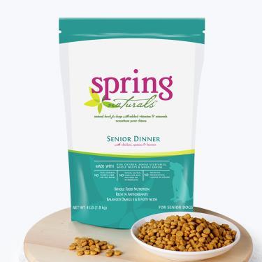 Spring曙光 天然老犬專用糧4lb